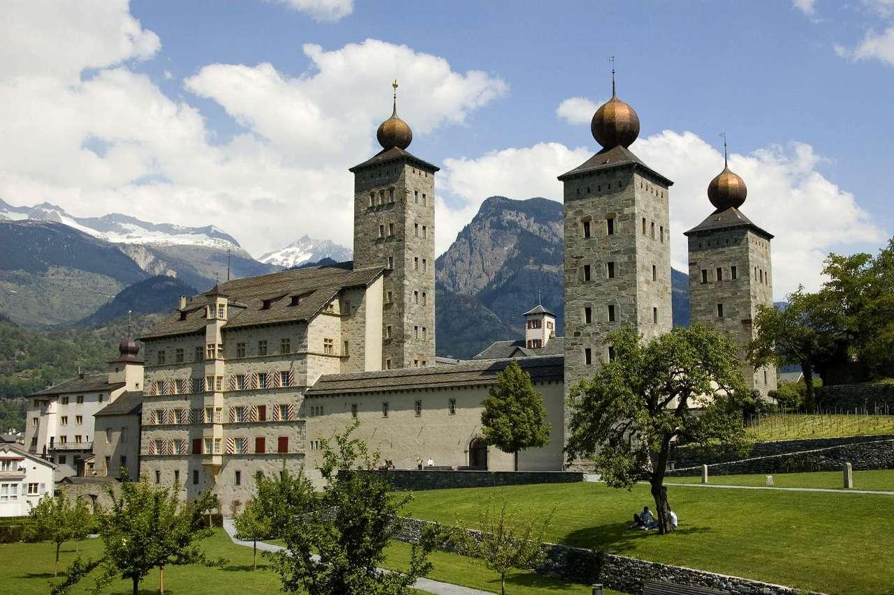 Zamek Stockalpera (Szwajcaria)