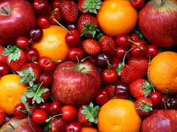 Smaczne owoce