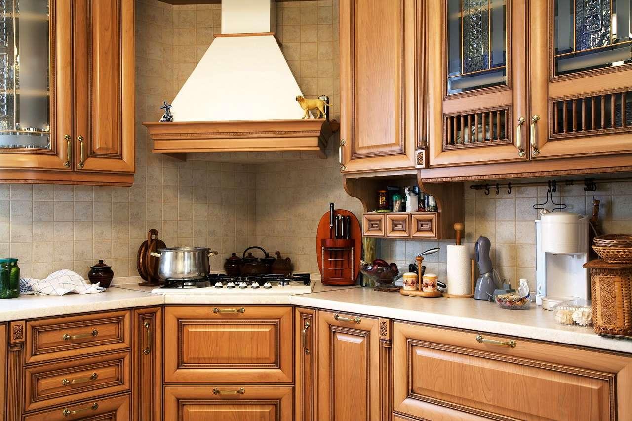 Meble kuchenne - Nowoczena zabudowa kuchenna musi spełniać kilka ważnych warunków. Poza estetyką, bardzo istotna jest funkcjonalność i łatwość utrzymania czystości. Gdy jednak wiemy, czego chcemy, możemy z (18×12)