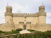 Zamek Manzanares el Real (Hiszpania)