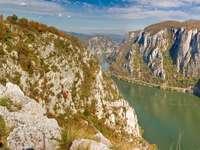 Jesień nad Dunajem (Rumunia)