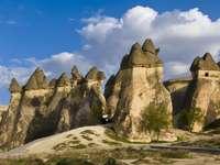 Bajeczne Kominy (Turcja)