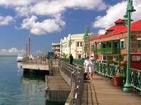 Promenada w Bridgetown (Barbados)