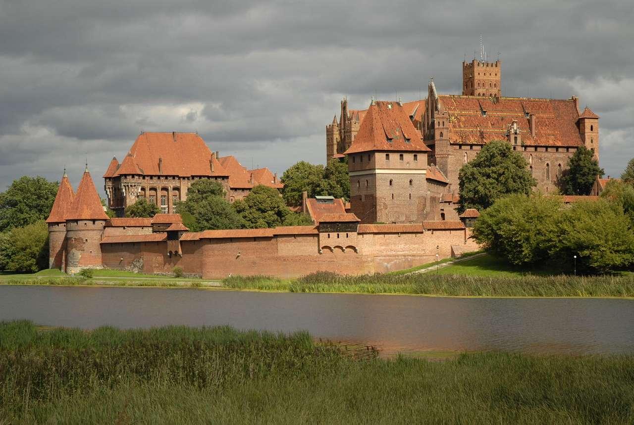 Zamek krzyżacki w Malborku -  (9×6)
