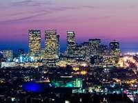 Panorama Los Angeles (USA)