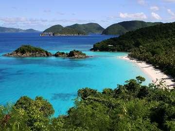 Tropikalna zatoka (Karaiby)