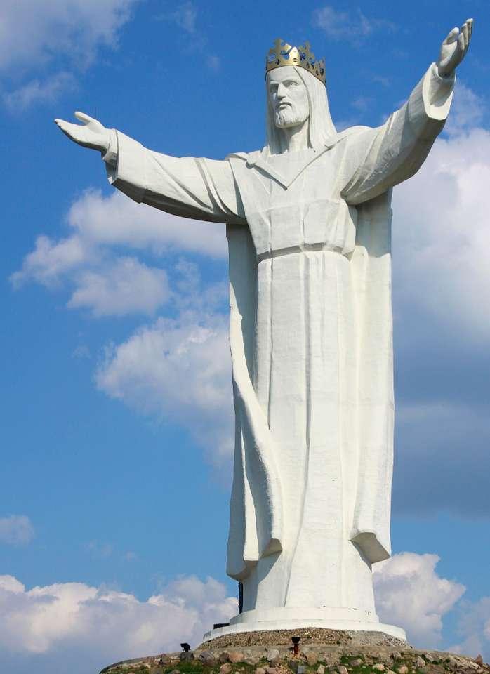 Pomnik Chrystusa Króla w Świebodzinie -  (6×9)