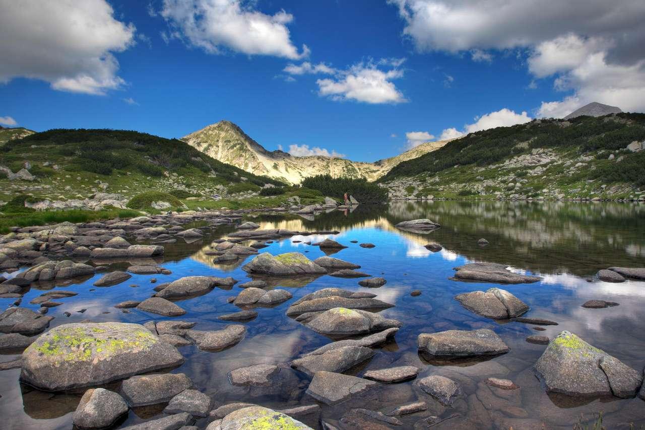 Jezioro Zabecko (Bułgaria)