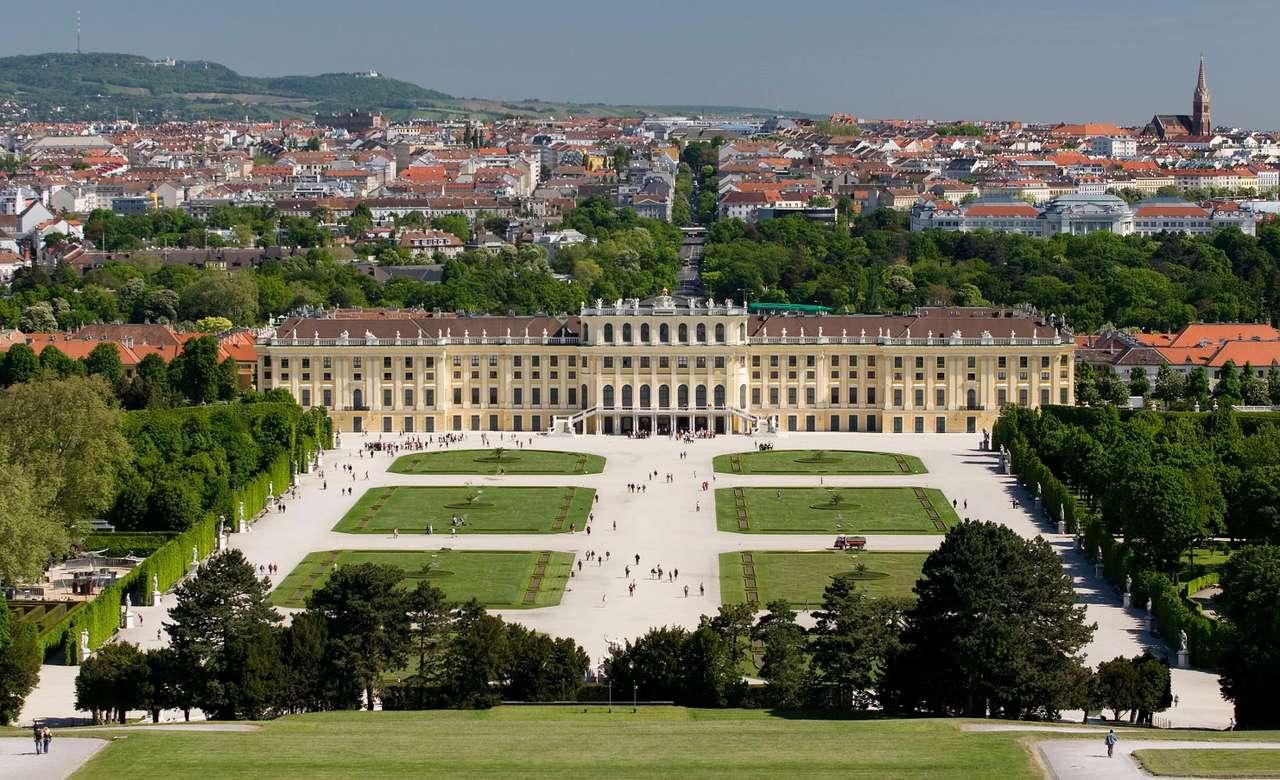 Pałac Schönbrunn (Austria) -  (15×6)
