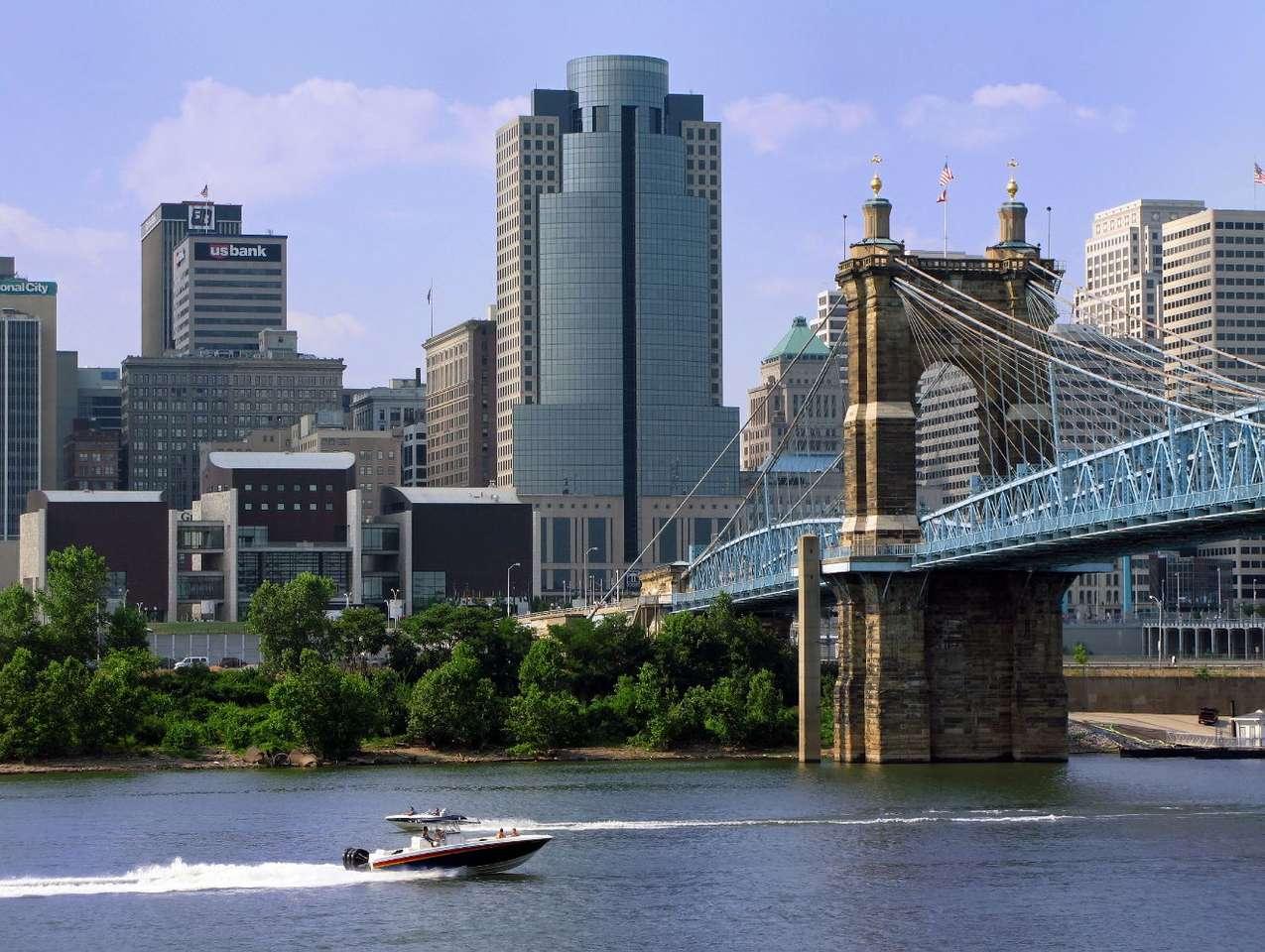 Centrum Cincinnati (USA)