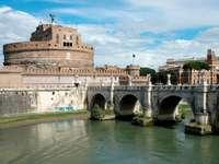 Zamek św. Anioła w Rzymie (Włochy)