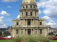 Kościół Inwalidów w Paryżu (Francja)