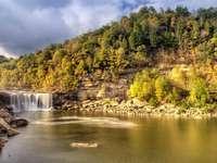 Wodospad Cumberland (USA)