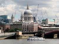 Katedra św. Pawła w Londynie (Wielka Brytania)