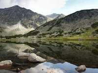 Góry Riła (Bułgaria)