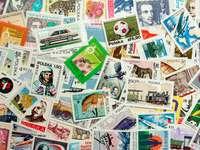 Polskie znaczki - rocznik 1978