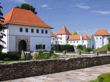 Twierdza w Varaždin (Chorwacja)