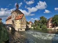 Ratusz Staromiejski w Bambergu (Niemcy)