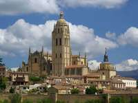 Katedra w Segowii (Hiszpania)