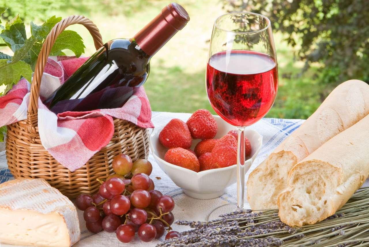 Kulinarna strona pikniku