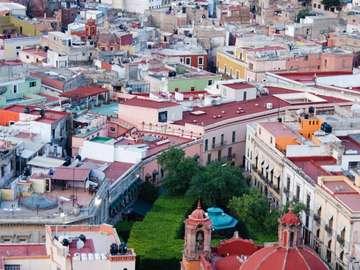Panorama Guanajuato (Meksyk)