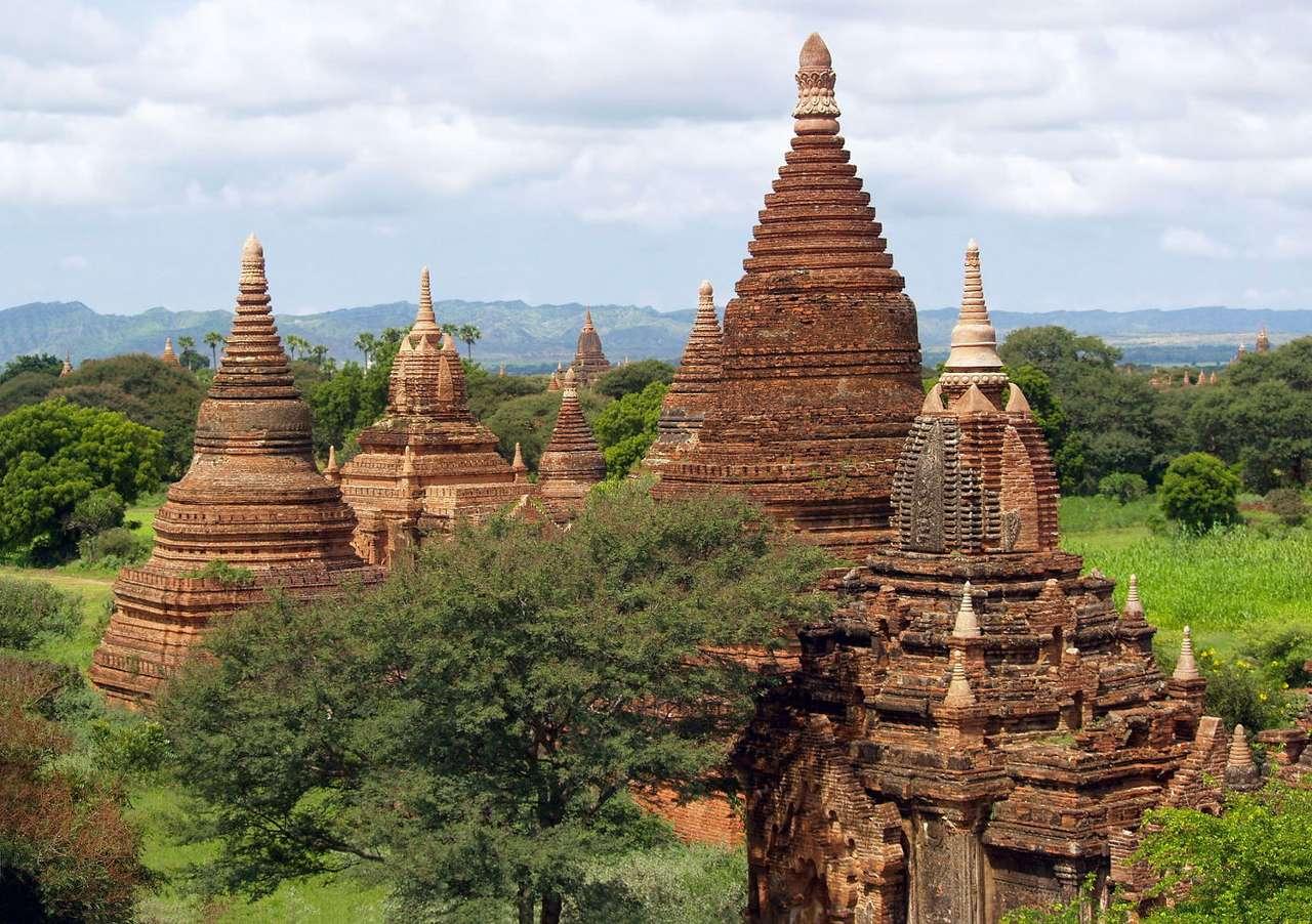 Zespół sakralny w Bagan (Birma)