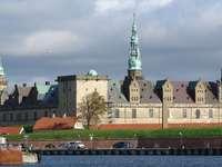Zamek Kronborg w Helsingør (Dania)