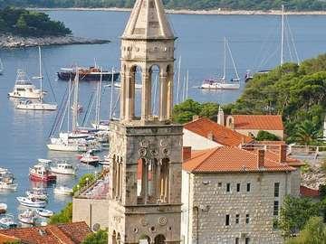 Wyspa Hvar (Chorwacja)