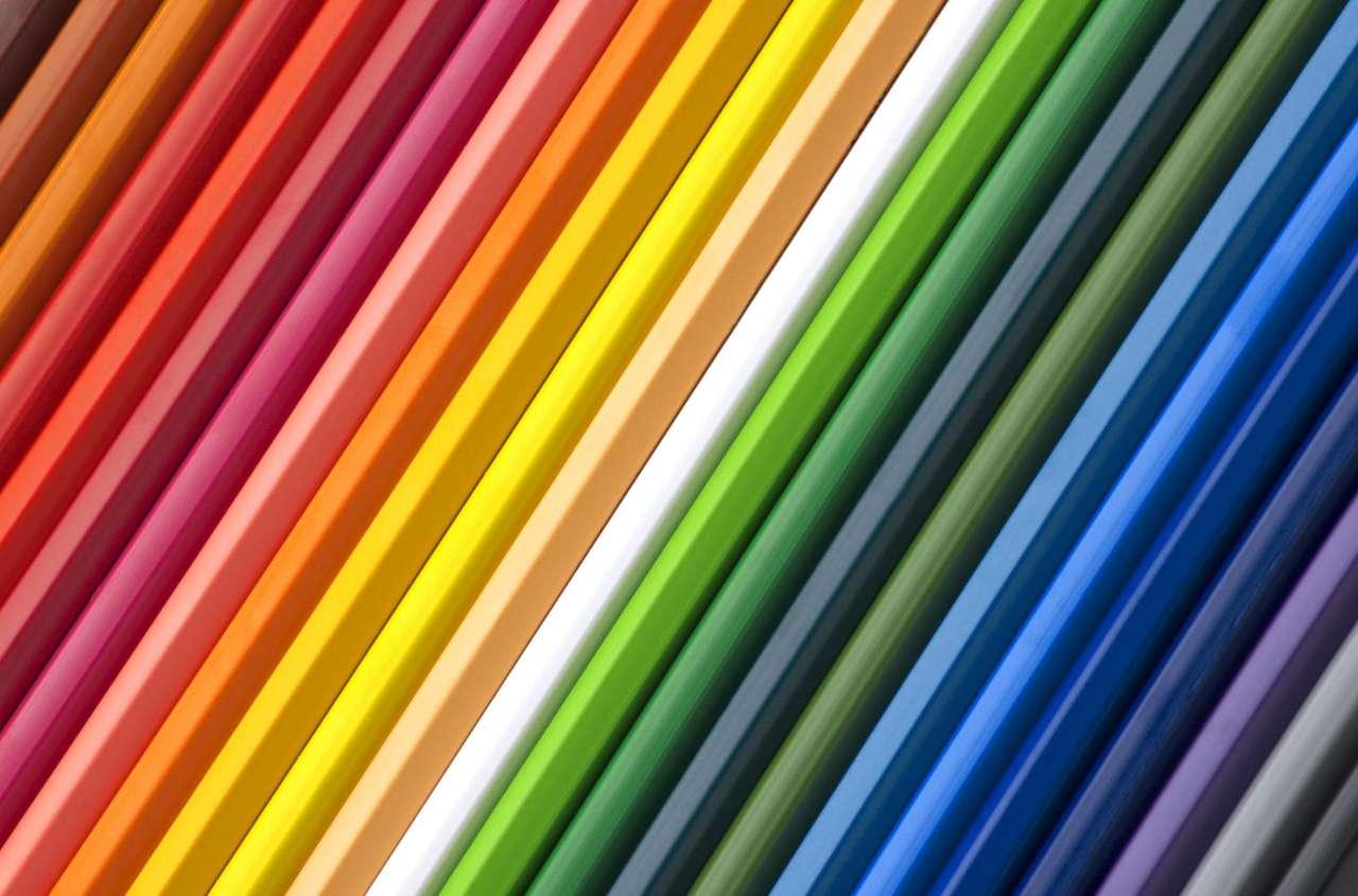 Ołówki i kredki