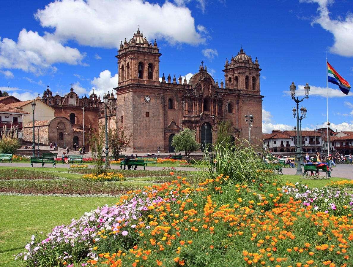 Katedra w Cusco (Peru) -  (12×9)