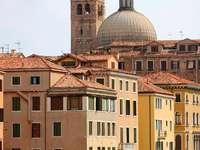 Wielki Kanał w Wenecji (Włochy)