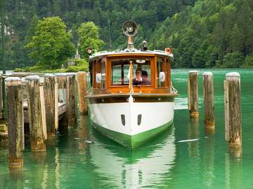 Rejs łodzią