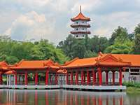 Ogród Chiński w Singapurze