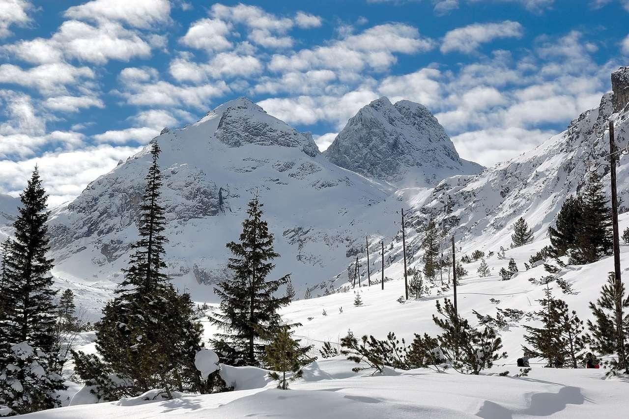 Maljovica (Bułgaria) - Maljowica jest jednym z piękniejszych szczytów najwyższego masywu górskiego na Półwyspie Bałkańskim - Riły. Maljowica wznosi się na wysokość 2729 metrów. Kompleks górski leży w południ (12×8)