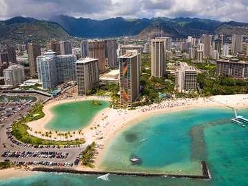 Panorama Honolulu (USA)