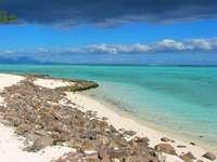 Wyspa Bora-Bora