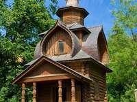 Cerkiew prawosławna w Siergijew Posad (Rosja)