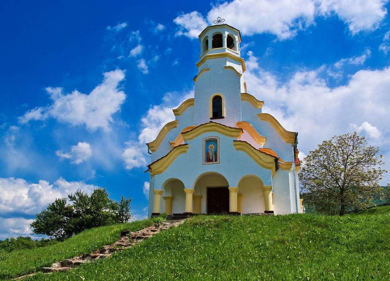 Kościół  na wzgórzu (Bułgaria)