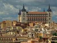 Fortyfikacja w Toledo (Hiszpania)