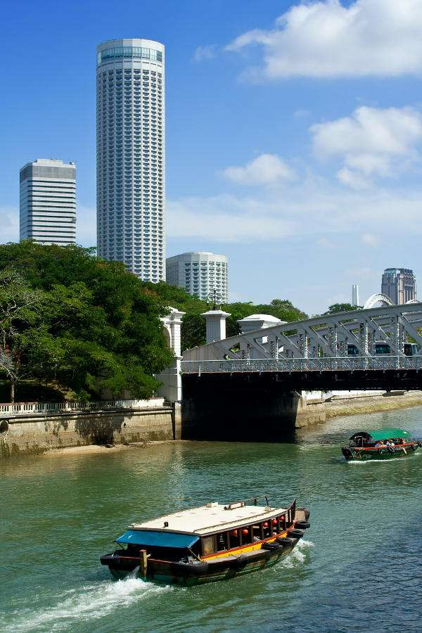 Most Andersona w Singapurze