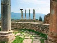 Ruiny Volubilis (Maroko)