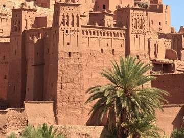 Fortyfikacje Ajt Bin Haddu (Maroko)