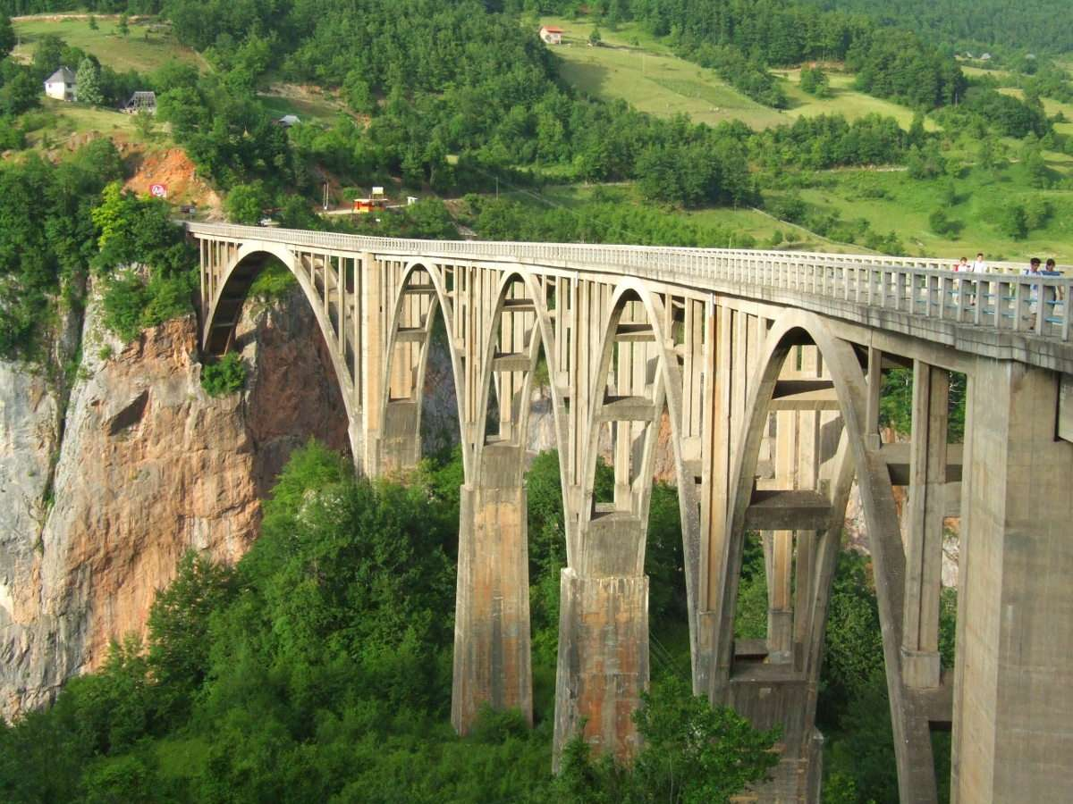 Most Đurđevića (Czarnogóra)