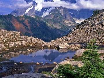 Góra Shuksan (USA)