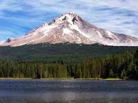 Góra Hood w stanie Oregon (USA) puzzle online