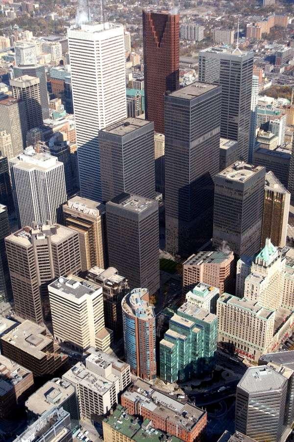 Wieżowce Toronto (Kanada)