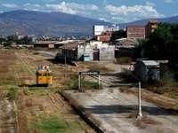 Stacja kolejowa Cochabamba (Boliwia)