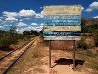Tablica informacyjna (Boliwia)