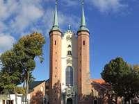 Katedra Oliwska w Gdańsku puzzle online