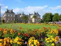 Pałac Luksemburski w Paryżu (Francja)